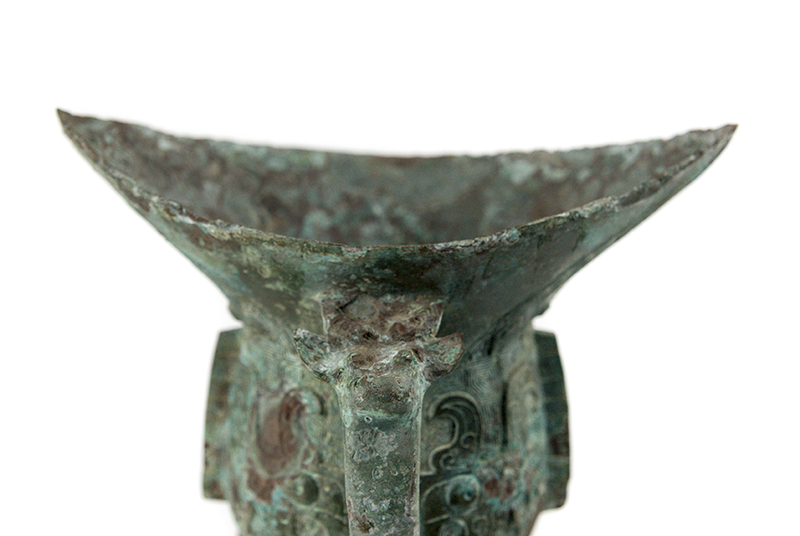 Ancient Chinese Vessel - David's Antiques & Jewelry