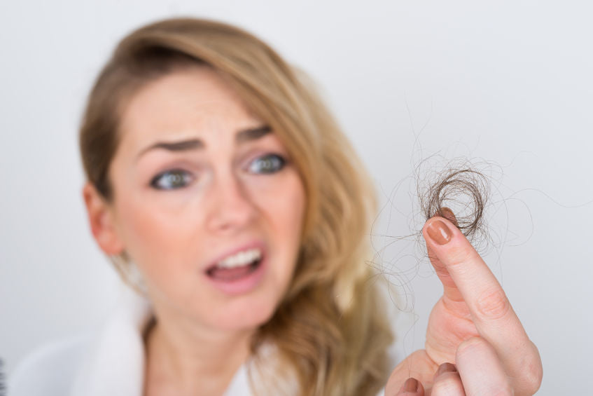 5 Top Treatments for Female Hair Loss