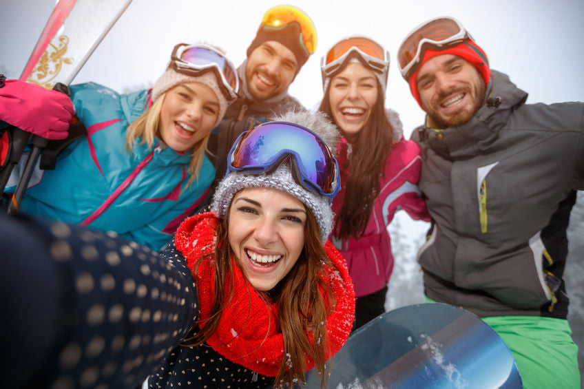 What Skiers Need for Skincare