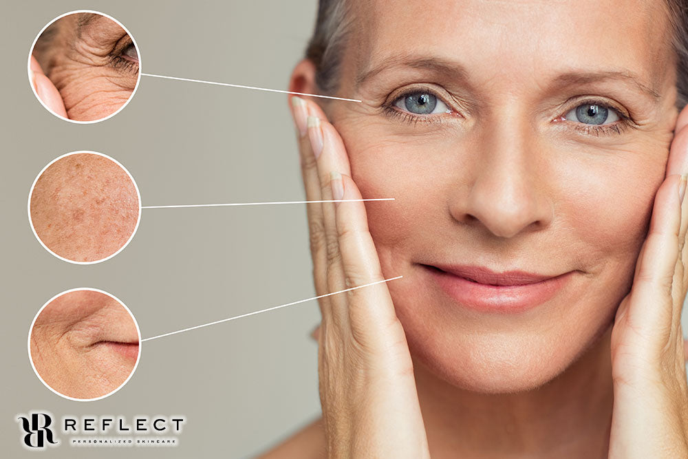 Reflect Personalized Skincare for Anti-Aging. It Doesn't Get More Personal.