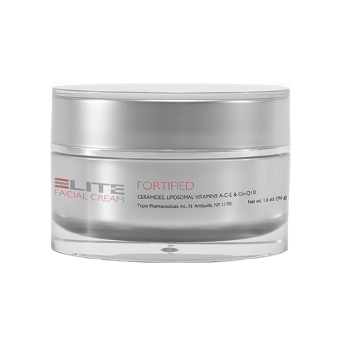 Elite Facial Cream Fortified Moisturizer