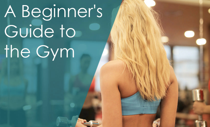 Going to the Gym for the First Time: A Beginner's Guide to the Gym