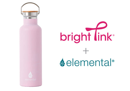 Grab a PINK Bottle and Save a Life!