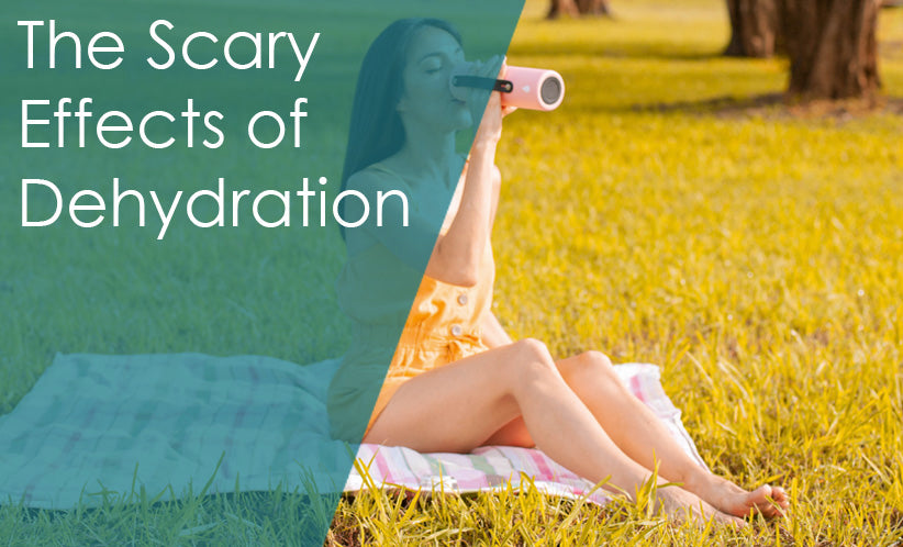 The Scary Effects of Dehydration