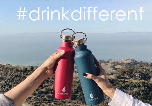 #drinkdifferent