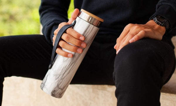 Carry a water bottle throughout your day