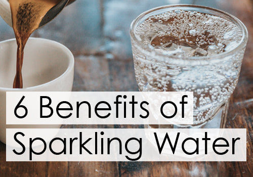 the many benefits of carbonated water