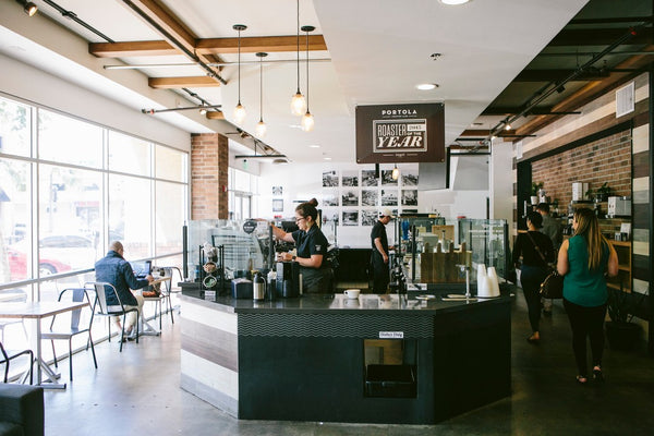Favorite Coffee Shops Around the Country: Portola