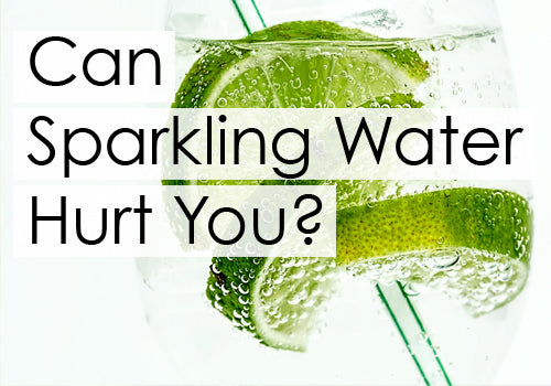 Can sparkling water be toxic?