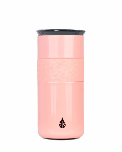 Elemental 16 oz Tumbler - Gloss Rose Pink