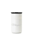Engraved Fancy Font - 12 oz Tumbler Custom Name - Elemental Gifts