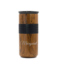 Engraved Fancy Font - 16 oz Tumbler Custom Name - Elemental Gifts