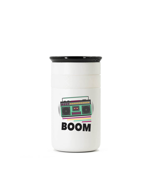 Elemental Retro Series Tumbler - Boombox - Elemental Gifts