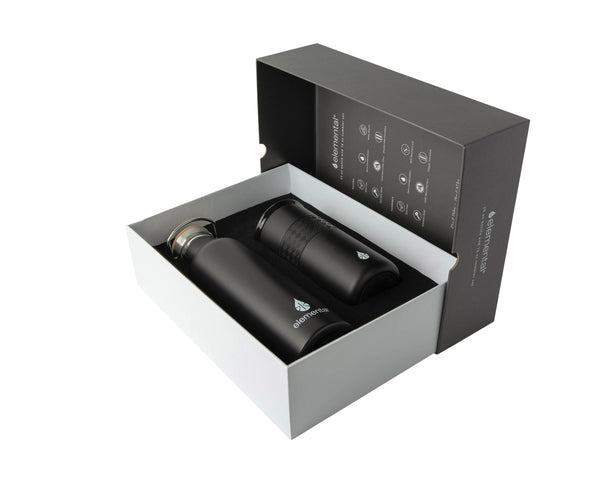 Elemental Gift Set - Matte Black