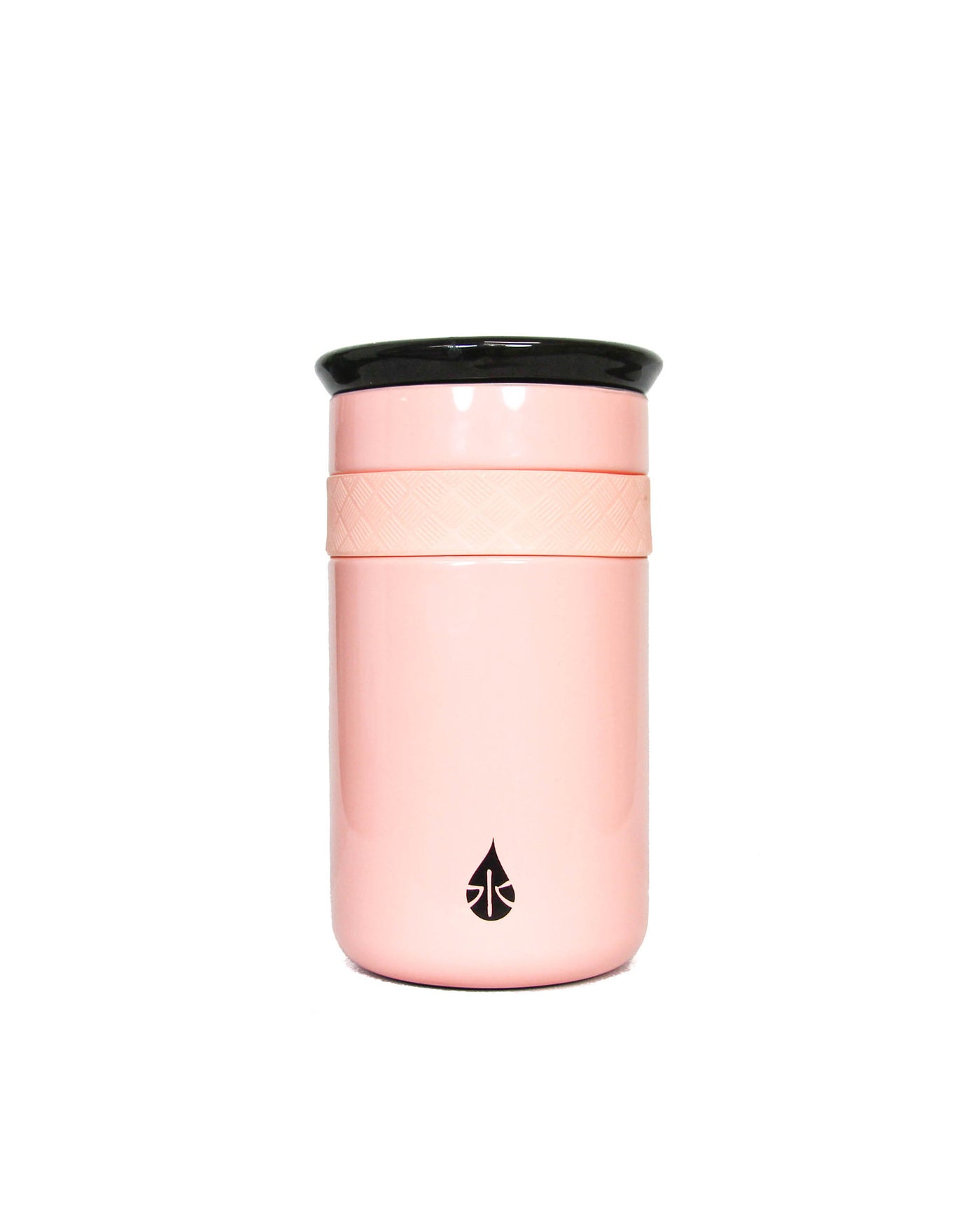 Elemental 12 oz Tumbler - Gloss Rose Pink - Elemental Gifts