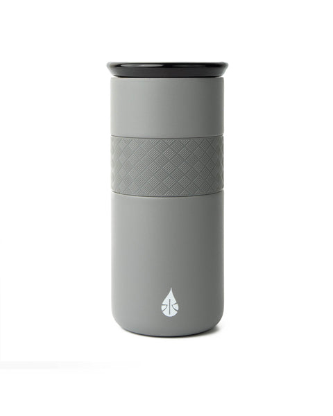 Elemental 16 oz Tumbler - Graphite - Elemental Gifts
