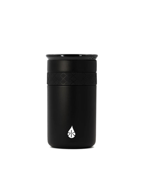 Elemental 12 oz Tumbler - Matte Black - Elemental Gifts