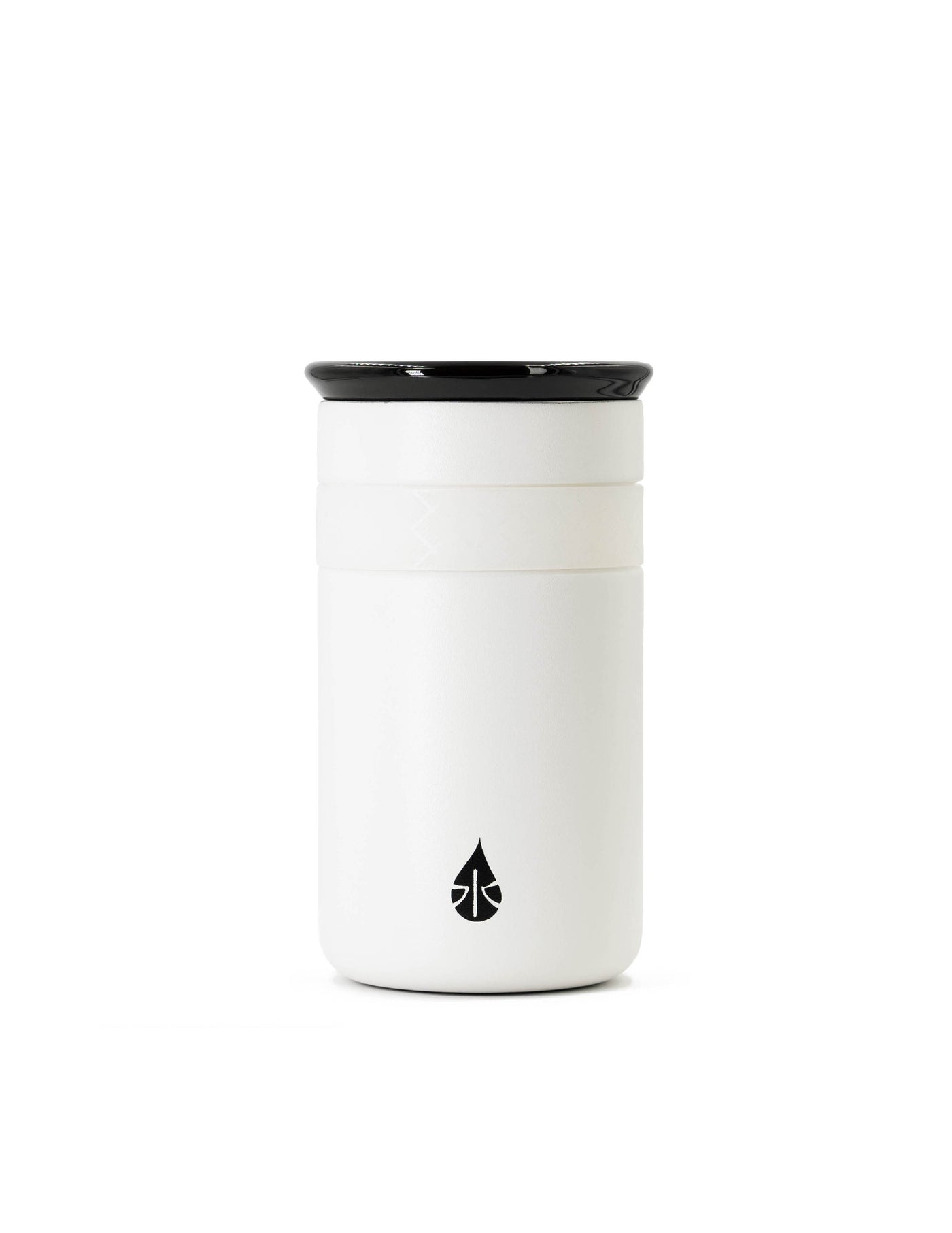 Elemental 12 oz Tumbler - Matte White - Elemental Gifts