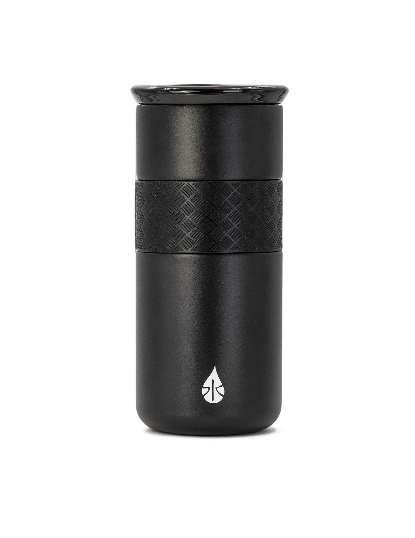 Elemental 16 oz Tumbler - Matte Black - Elemental Gifts