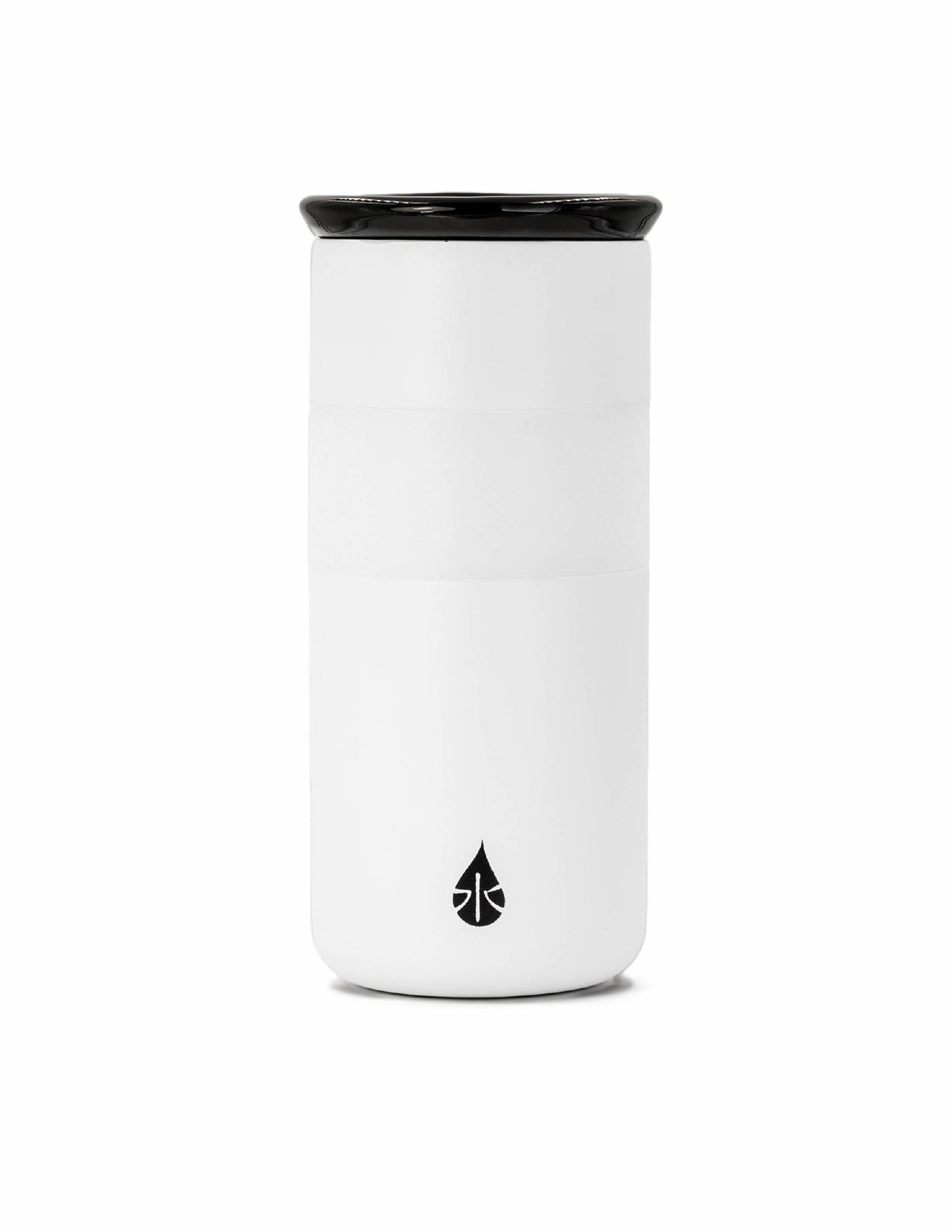 Elemental 16 oz Tumbler - Matte White - Elemental Gifts