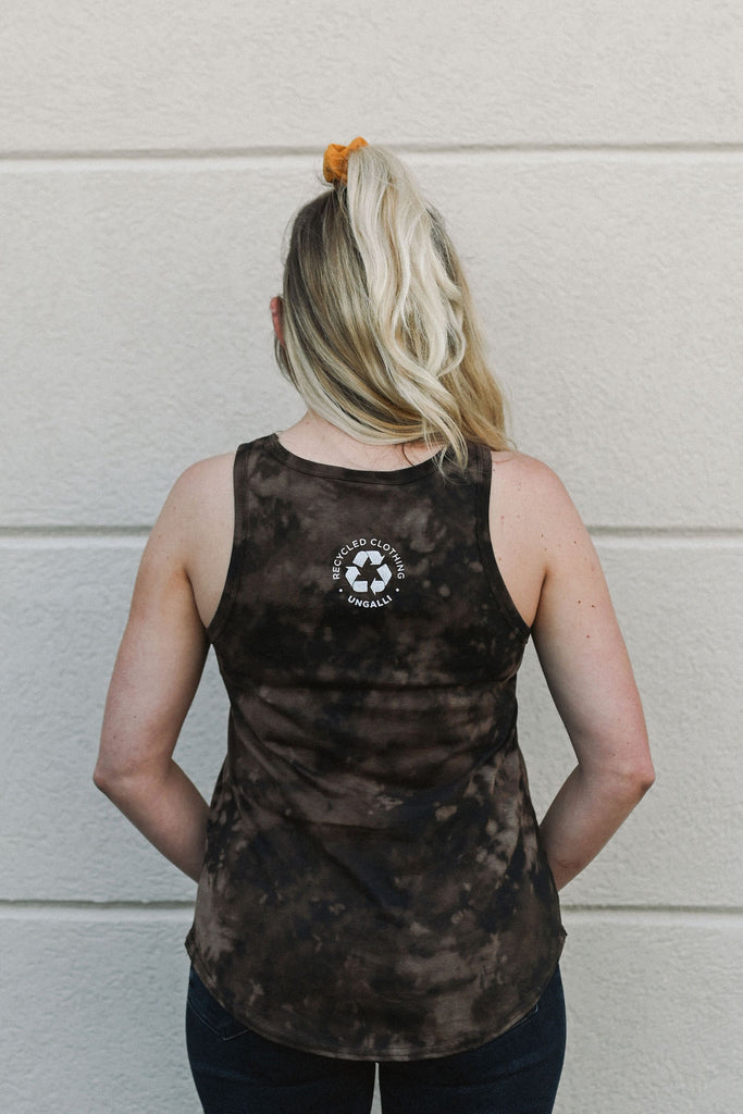 Bleached Out Women's Tank