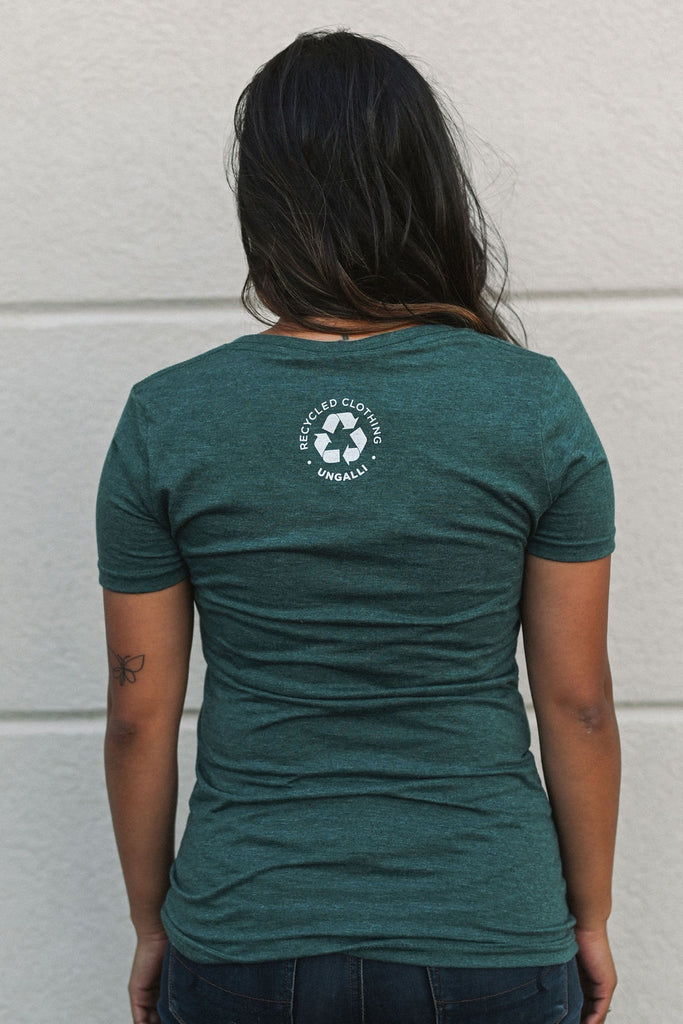 Fiddlehead Womens V-neck