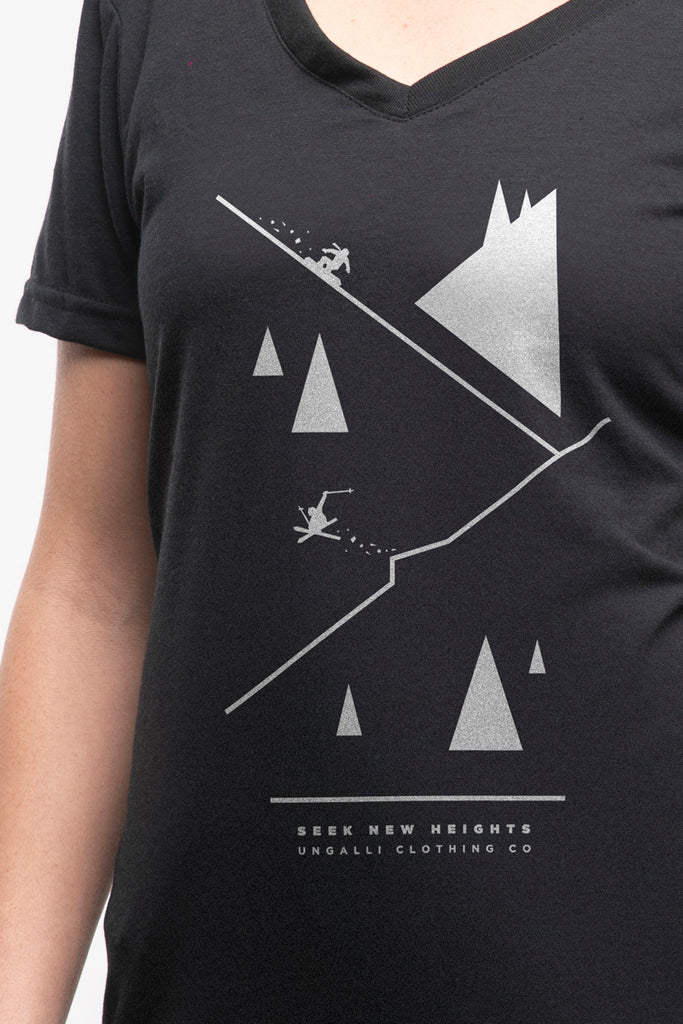 Seek New Heights Women's Tee