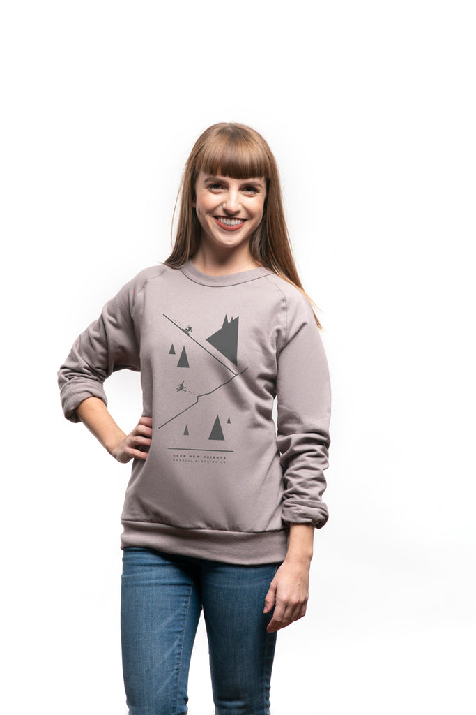 Unisex  New Heights Pullover