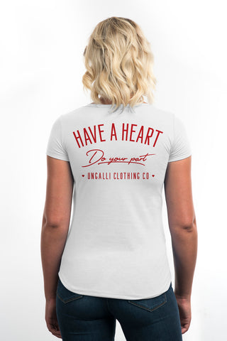 Have A Heart Slouchy Tee