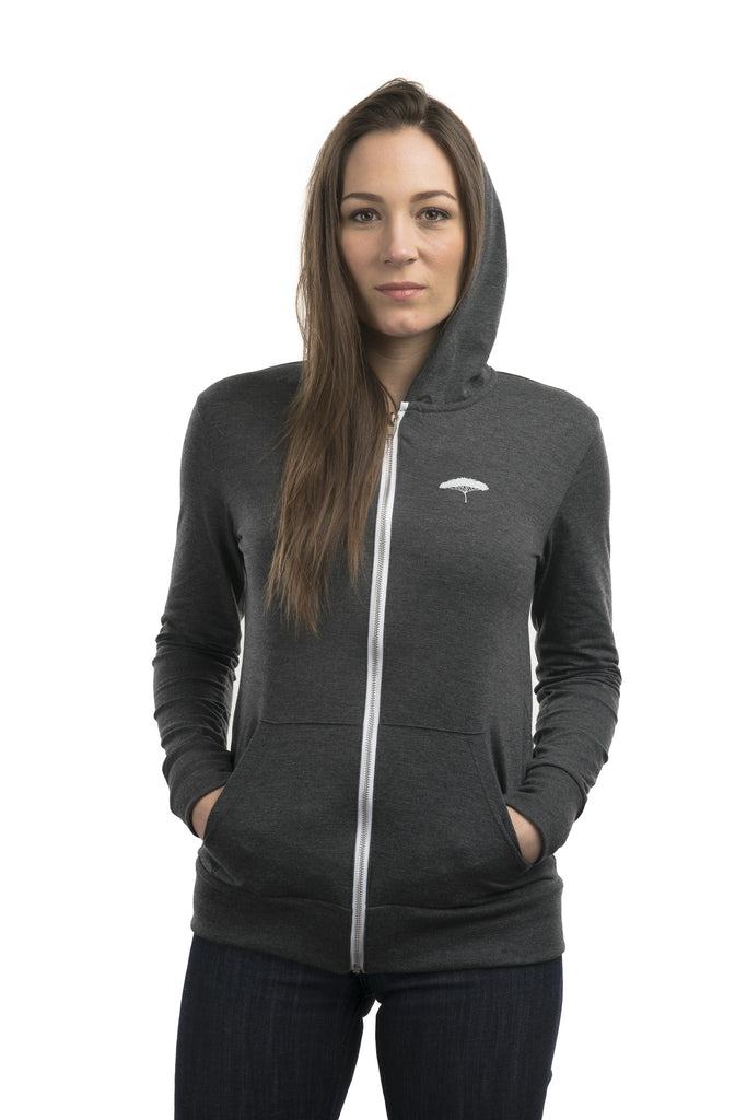 Tree Of Life Lightweight Front Zip