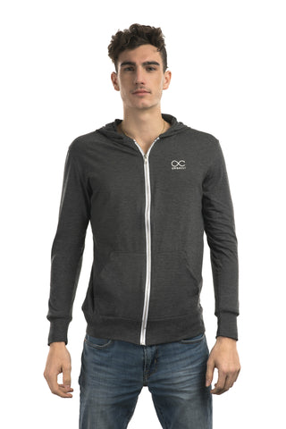 The Ungalli Organic Lightweight Front Zip