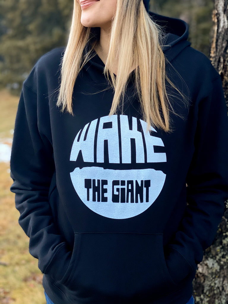 Wake The Giant Hoodie