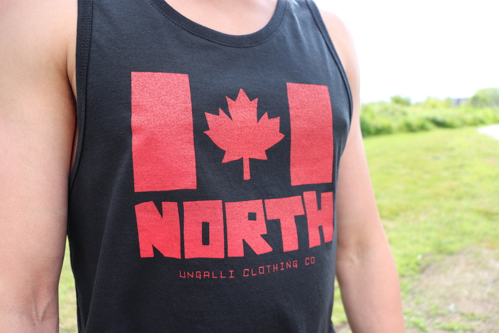 North Men's Tank
