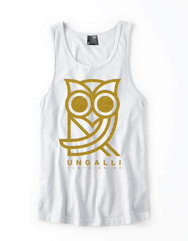 Men's Wise Old Bird Tank