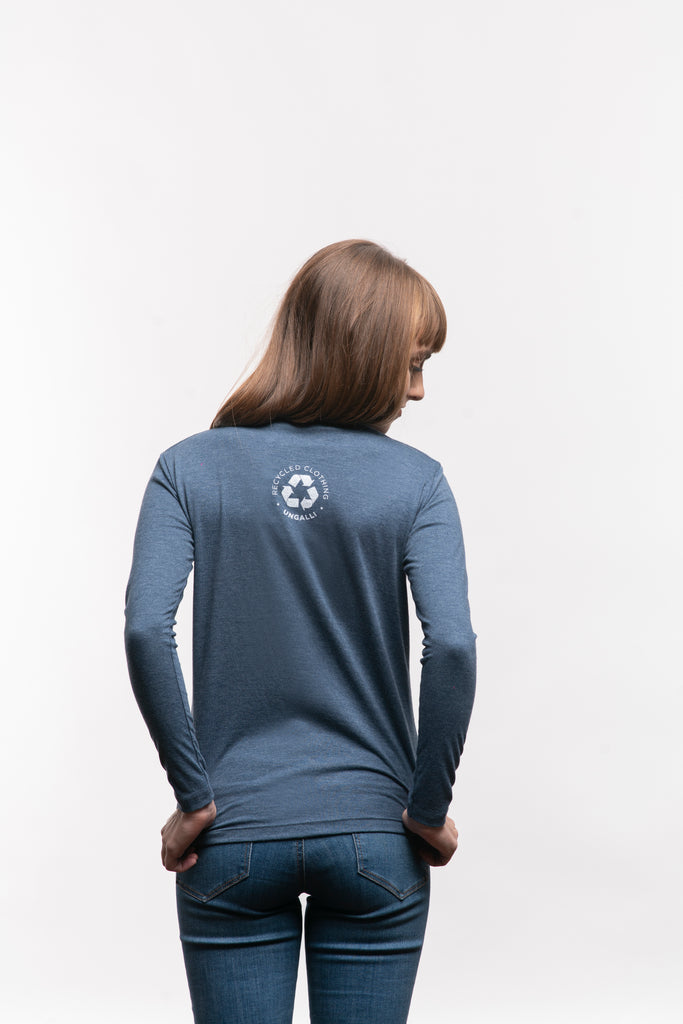 Women's Denim Long Sleeve