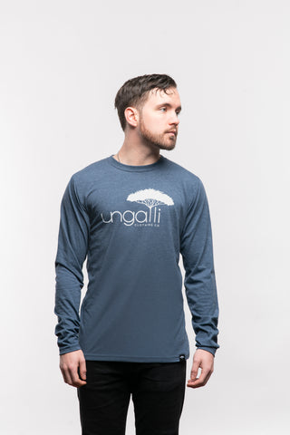 Men's Denim Long Sleeve