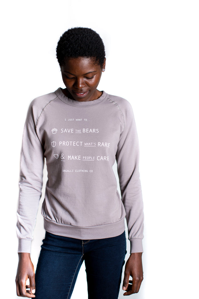 Make People Care Sweatshirt