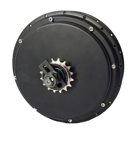 E.R.T. QS V3 10KW 3.5T High RPM Rear Hub Motor