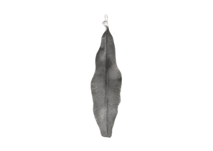 Leaves pendant in Sterling silver