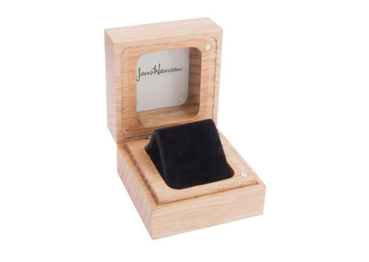 Wooden Tawa Earring Stud Box