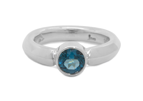 Amazing Gemstone Ring, Sterling Silver