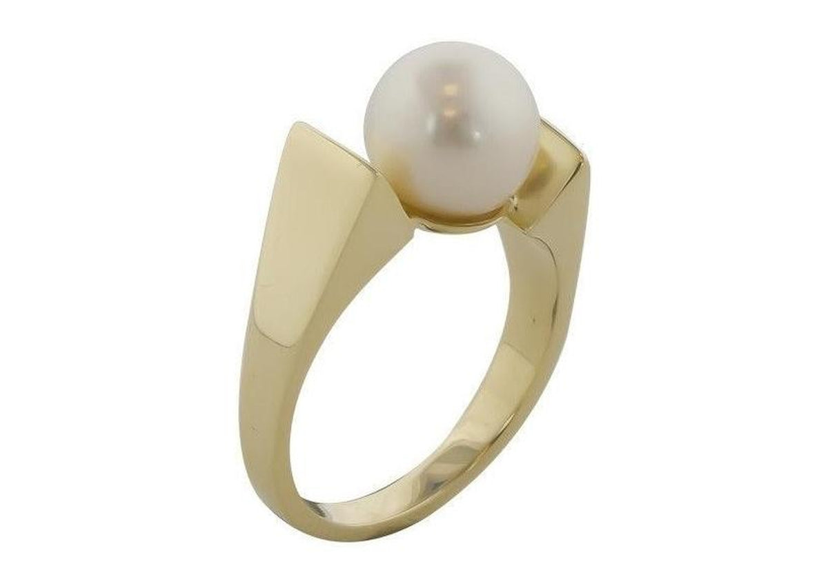14ct Fresh Water Pearl Ring Design