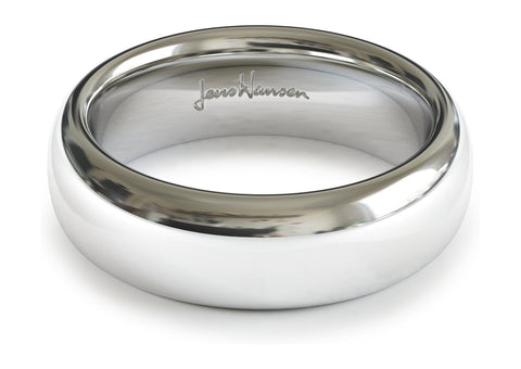 18ct White Gold   - Jens Hansen