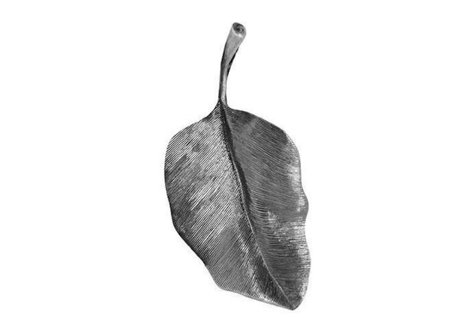 Leaves pendant in Sterling silver-by-Ole Lynggaard-from official stockist-Jens Hansen