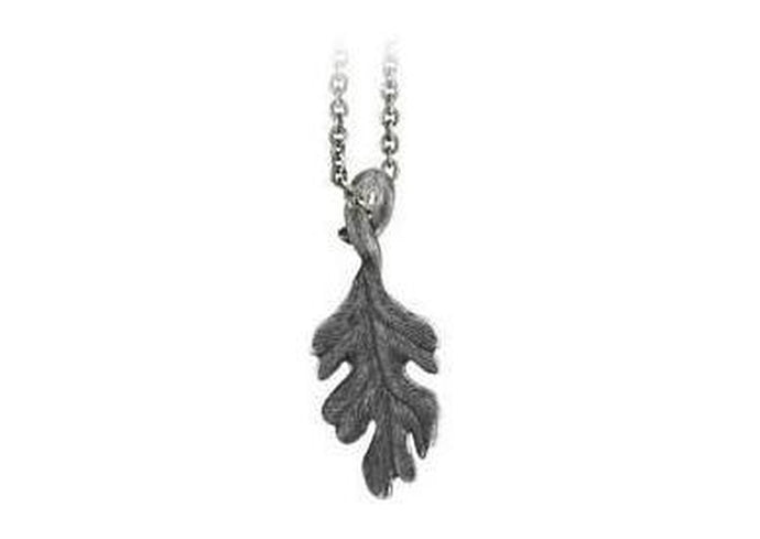 Silver Forest pendant in Sterling silver-by-Ole Lynggaard-from official stockist-Jens Hansen