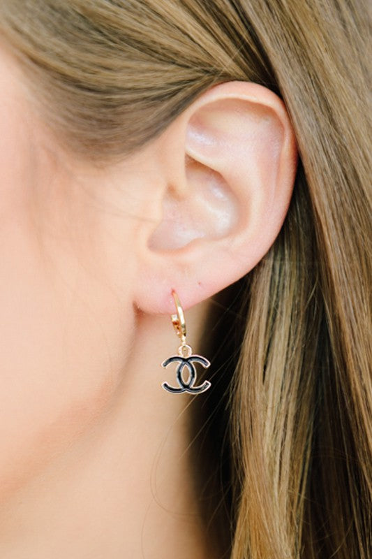 Coco Drop Earring