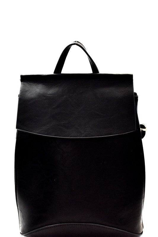 Convertible Backpack (Black)