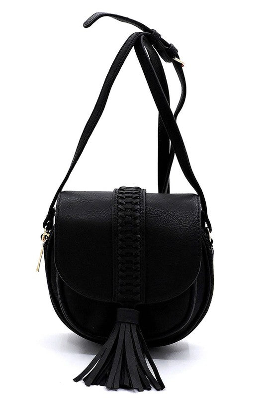 Tassle Bag (Black)