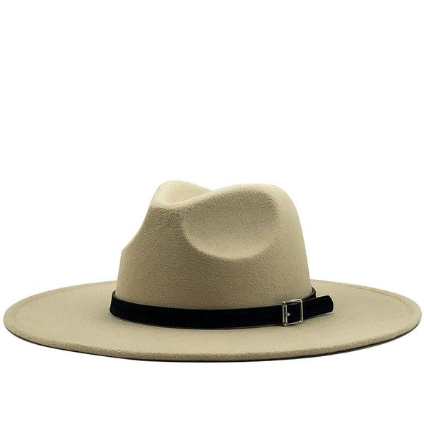 Steph Belt Hat (Beige)