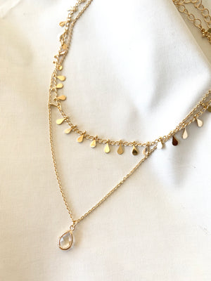 Desert Layered Necklace